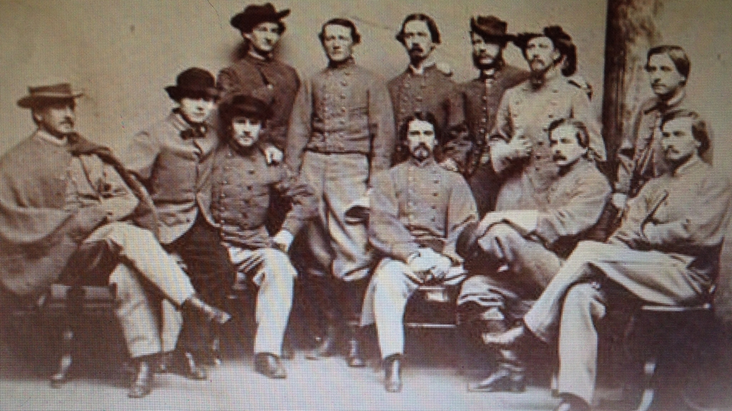 confederate soldiers in picture