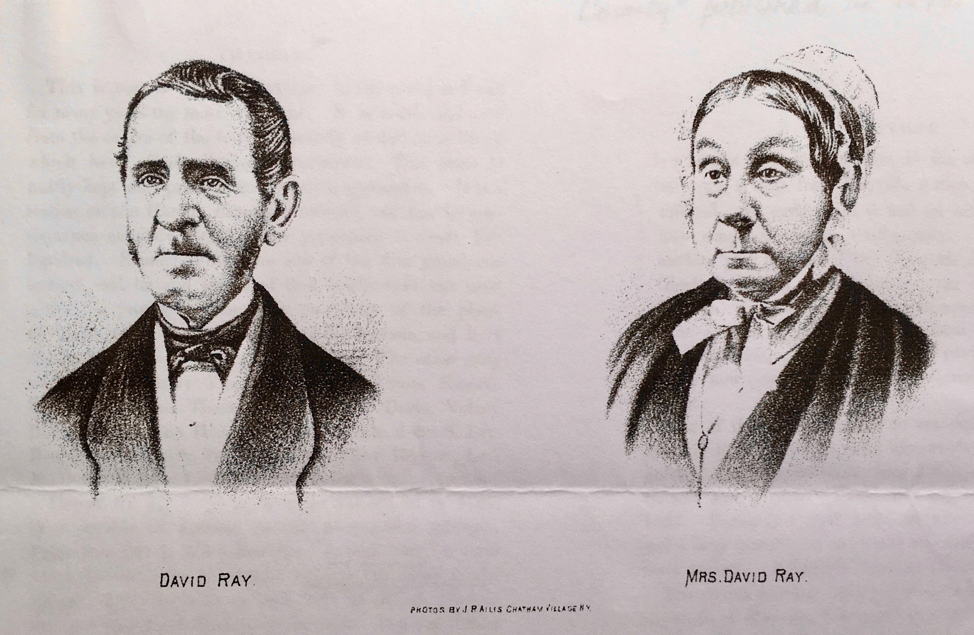 David and Lydia Ray