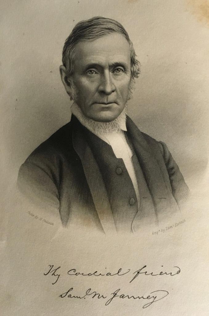 Samuel M. Janney lincoln virginia