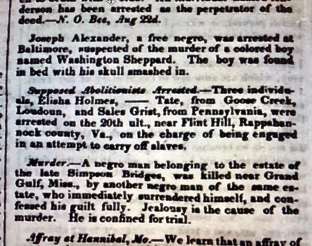 Liberator sept 12, 1845