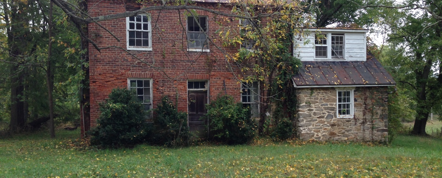 old quaker house lincoln virginia