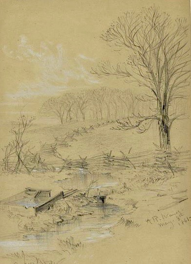 landscape with field and stream (1)