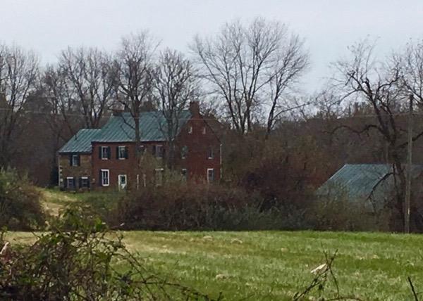 Levi Tate house, Greggsville Road (1)