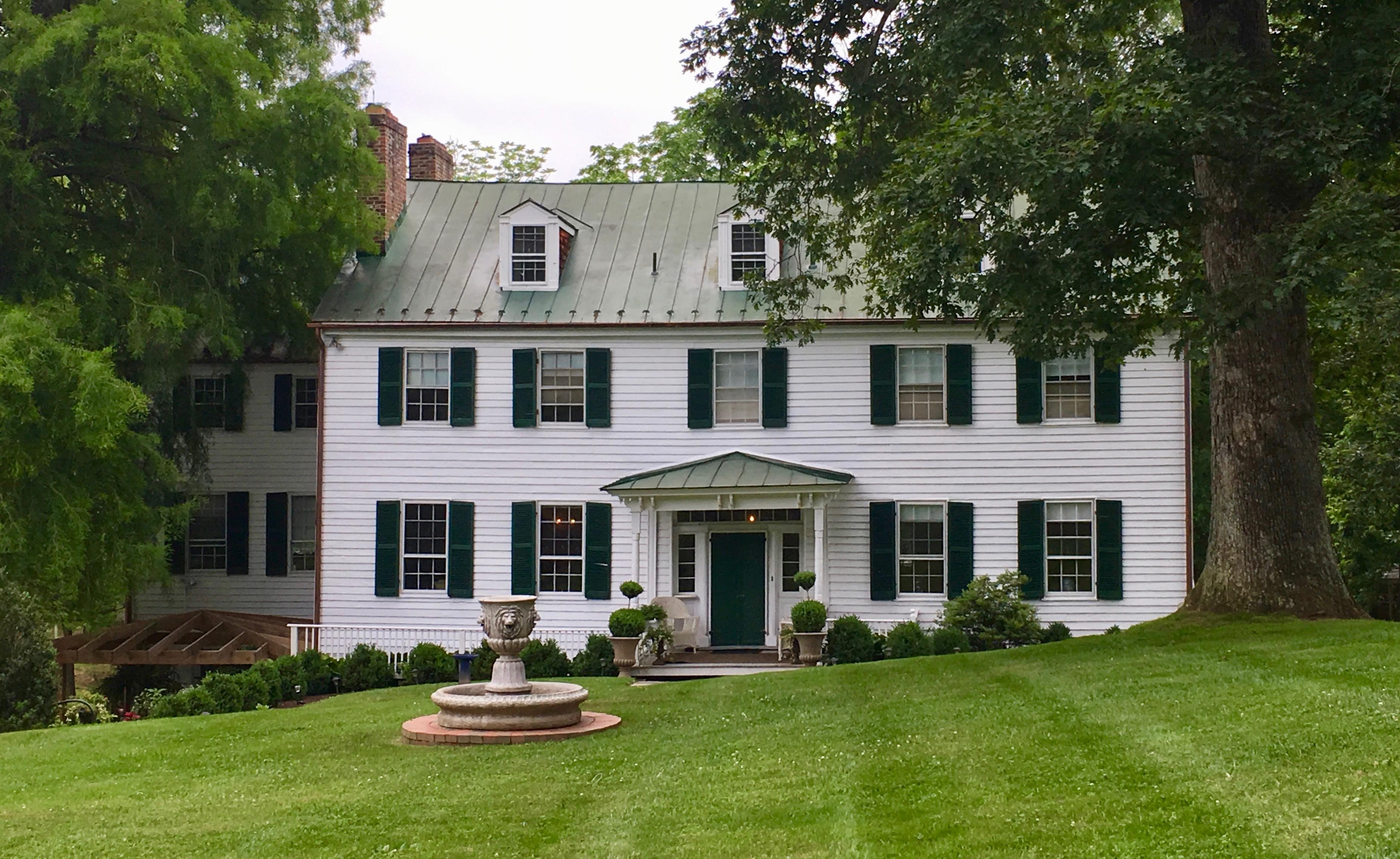 Springdale built 1839