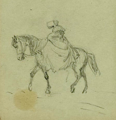 woman on horseback (1)