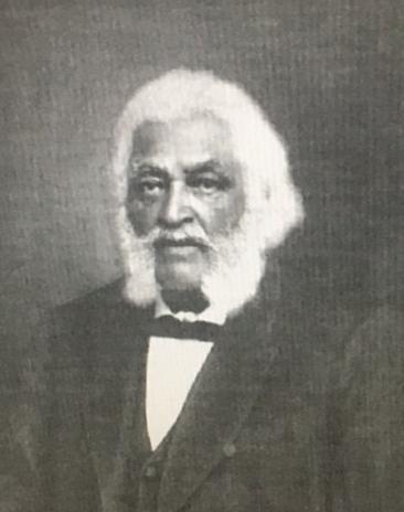 Nelson Talbot Gant free man emancipated slave