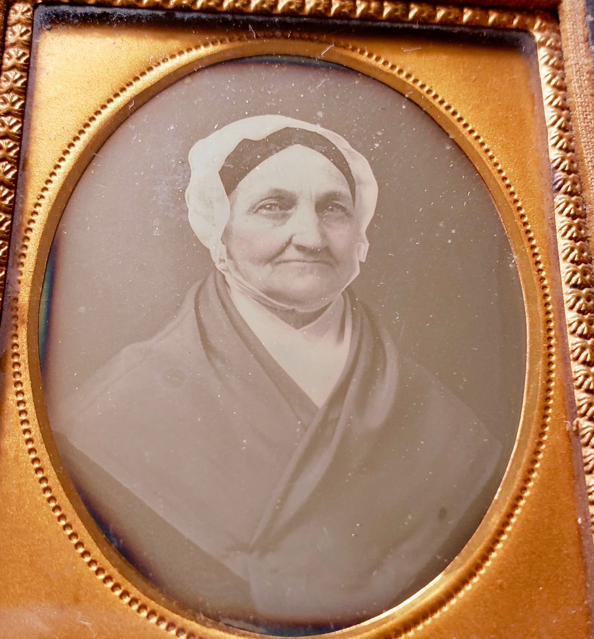 Possibly Hannah Brown Taylor wife of Yardley Taylor of Loudoun County, Virginia