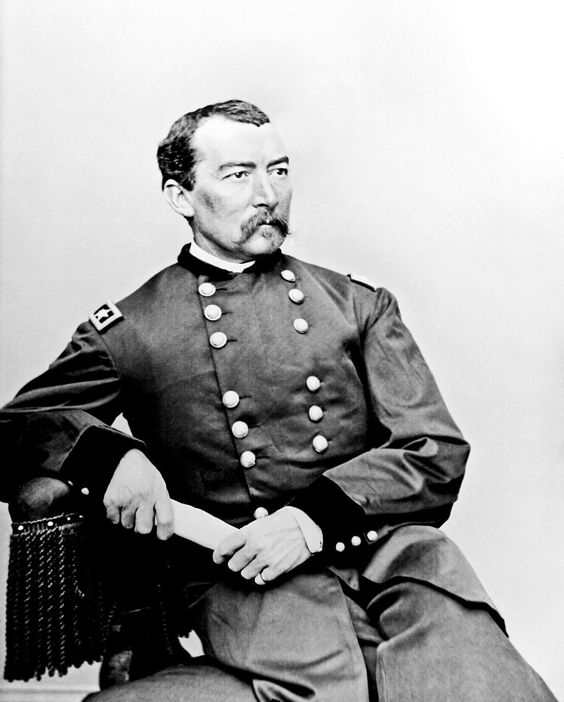 union cavalry general philip sheridan civil war