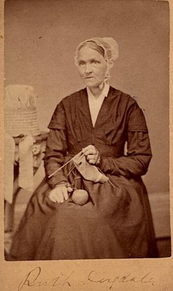 Ruth Dugdale (1802-1898) Quaker Iowa abolitionist