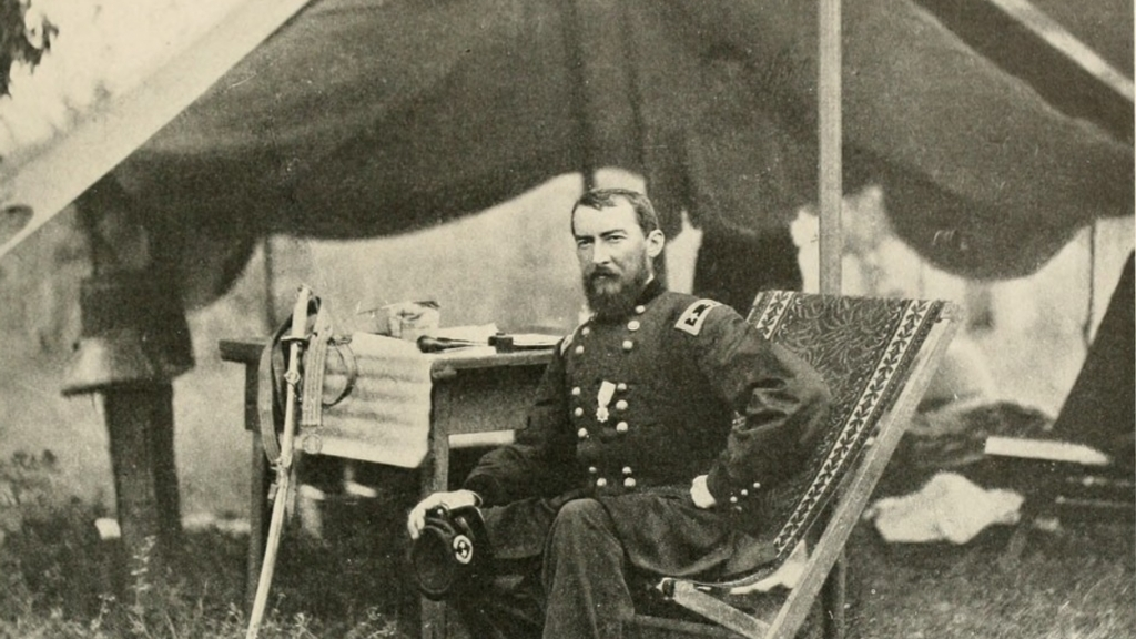 General Philip Sheridan Virginia 1864