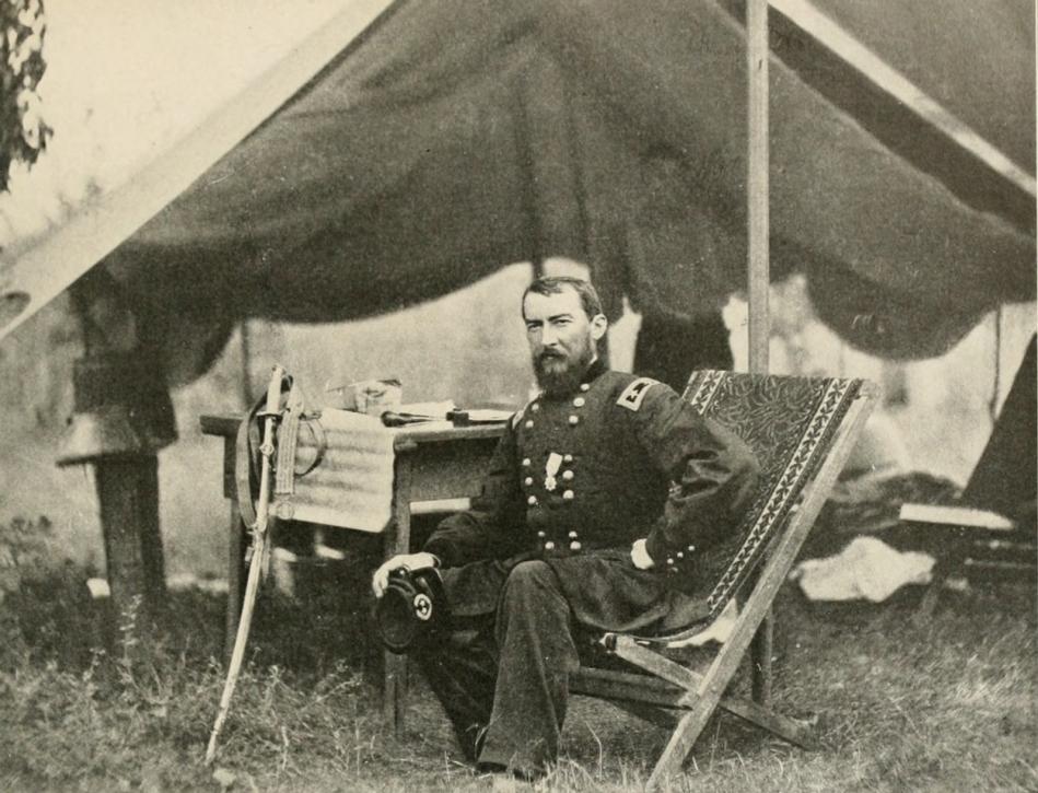 General Philip Sheridan Virginia 1864