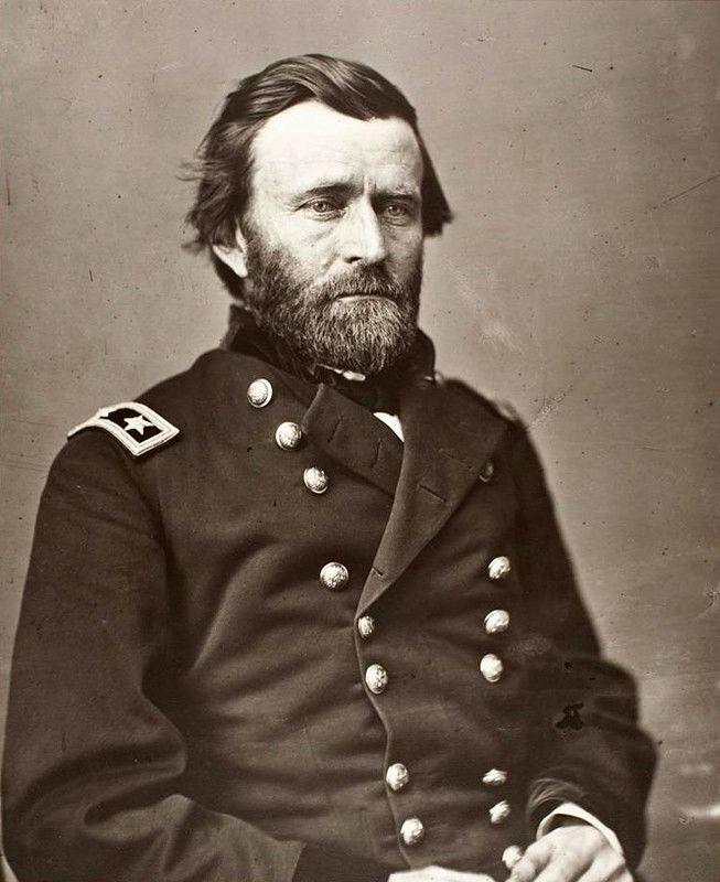 civil war union general in virginia