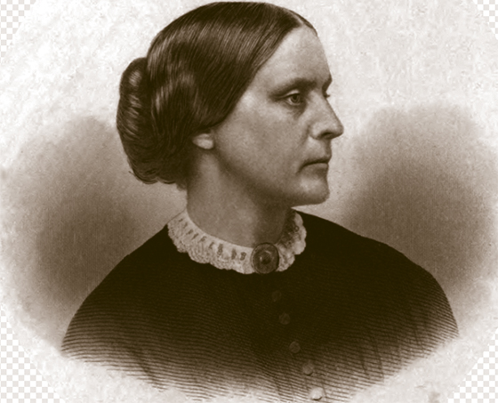 Susan B. Anthony suffragette and civil rights heroine