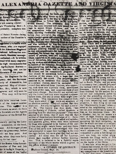 abolitionist quakers in virginia