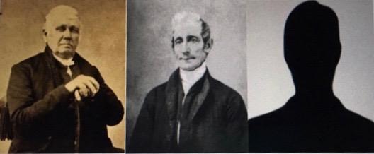 virginia 19th century quaker men