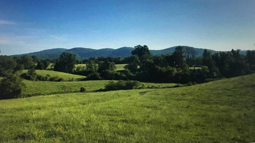 southern blue ridge mountains usa