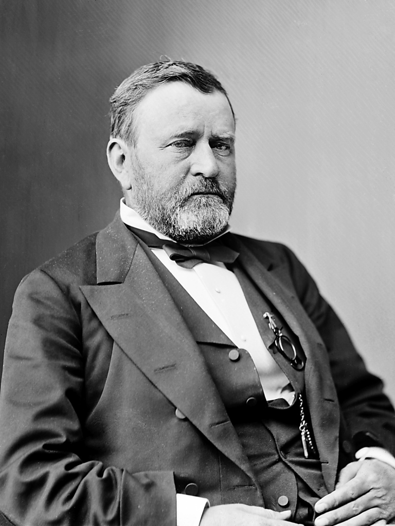 civil war general grant