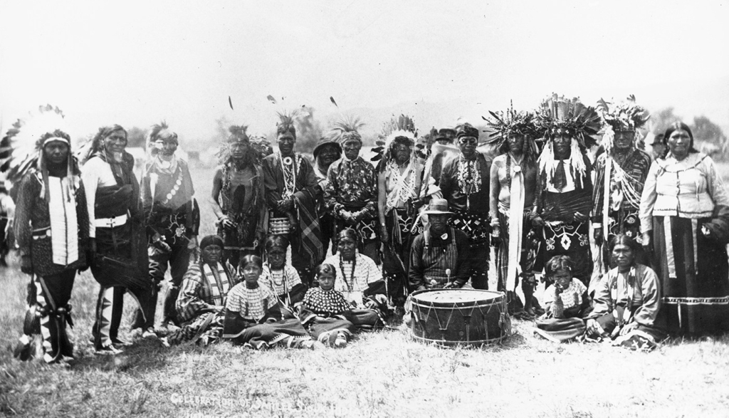 native american indians 19th century