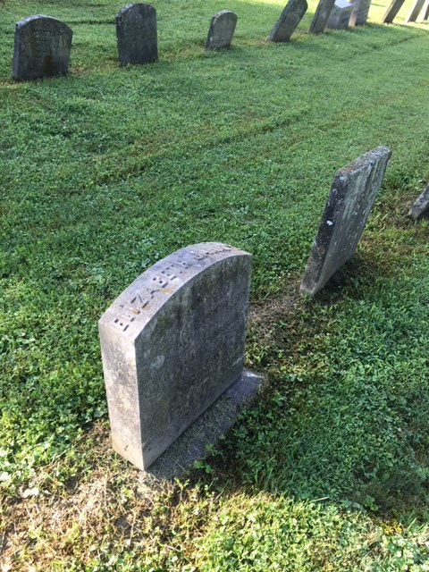 Quaker burial ground in Virginia