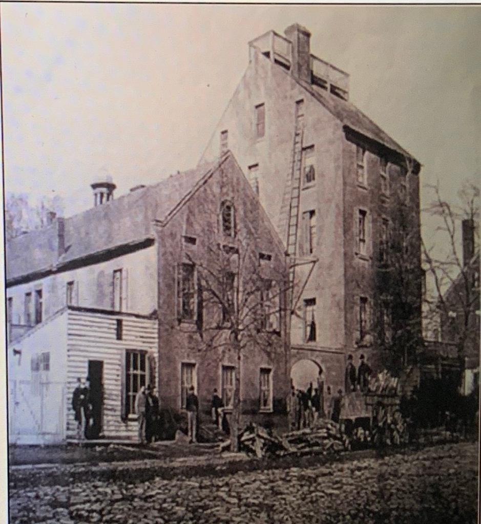 old virginia city photograph