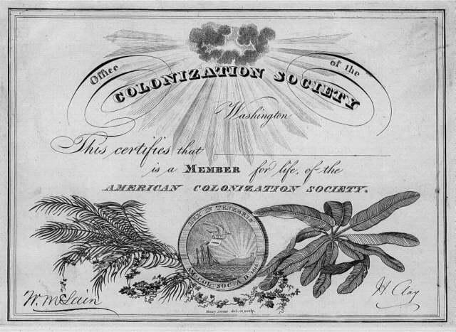 anti-slavery organization