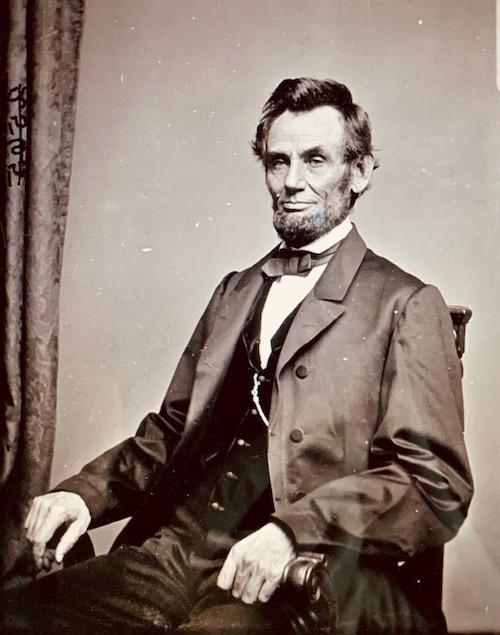 19th century U.S. President