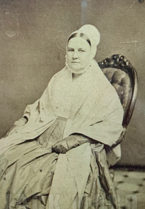 19th century woman photograph