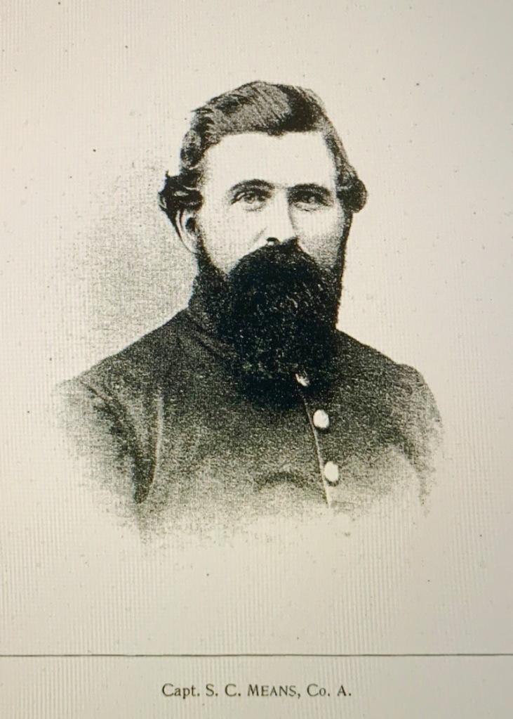 civil war cavalryman